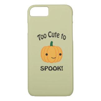 Too Cute To Spook! Little Pumpkin iPhone 7 Case