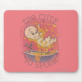 Too Cute To Spook Mouse Pad