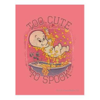 Too Cute To Spook Postcard