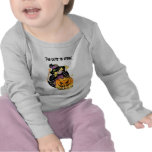 Too cute to spook t shirts