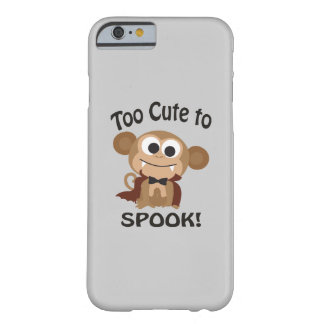Too Cute To Spook! Vampire Monkey Barely There iPhone 6 Case