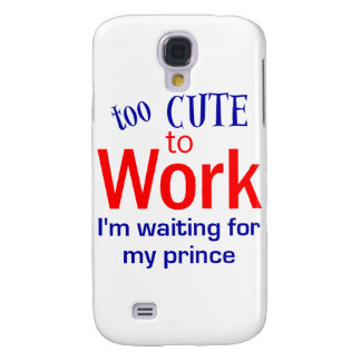 Too Cute to Work Speck Case iPad