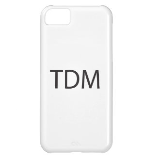 Too Darn Many.ai iPhone 5C Covers