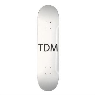 Too Darn Many.ai Skateboard