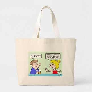 too fast for me dating bag