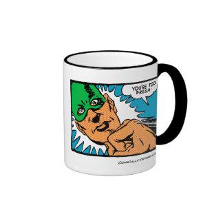 Too Fresh! Coffee Mugs