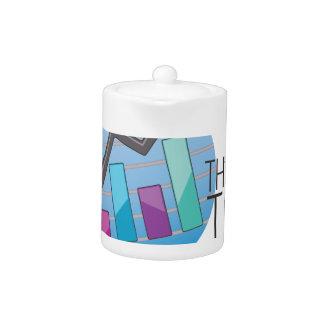 Too Graphic Teapot