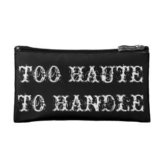 Too Haute To Handle Makeup Bag
