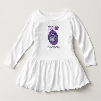 Too Hip for Dysplasia hippo Dress