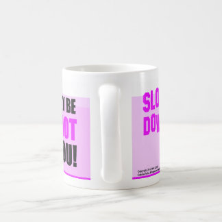 TOO HOT 2 HANDLE mug