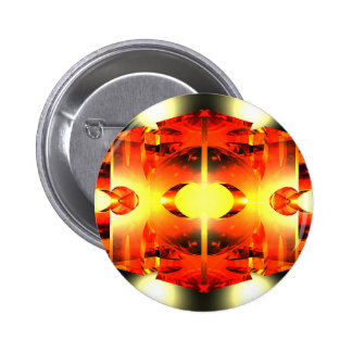 Too Hot To Handle 2 Inch Round Button