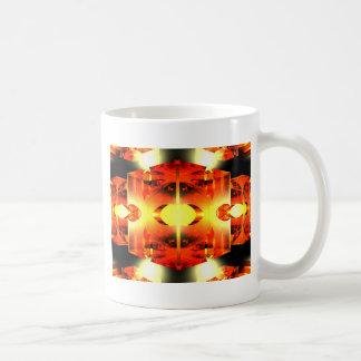 Too Hot To Handle Classic White Coffee Mug