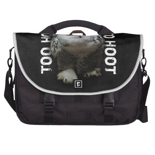 Too Hot To Hoot Commuter Bag