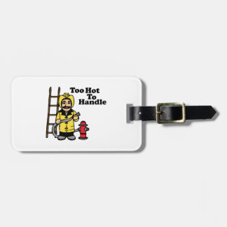 Too Hot Travel Bag Tags