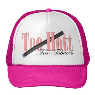 Too Hott For Tobacco! Trucker Hat