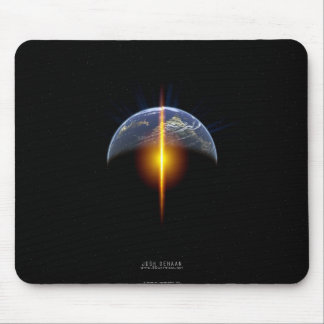 Too Late Mouse Pad