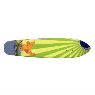Too Late Skateboard Old School