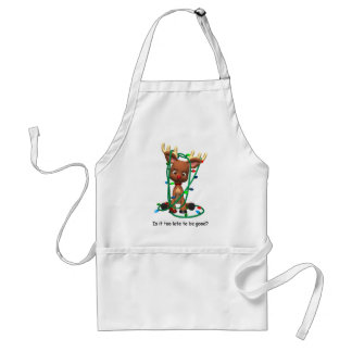 Too Late to Be Good? Adult Apron