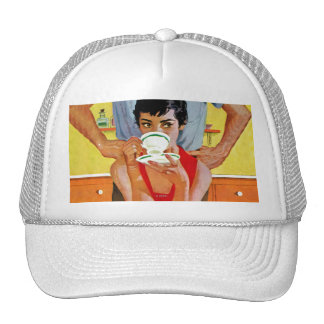 Too Late To Make Up Trucker Hat