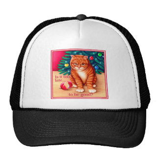 Too Late Trucker Hat