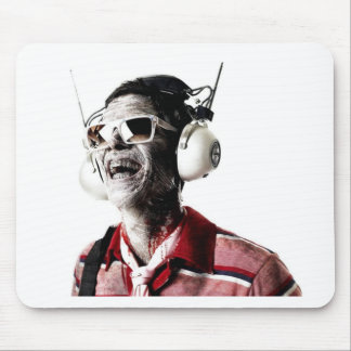 Too Loud, Too Old Series Mouse Pad