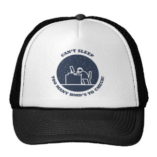 Too Many BMD's - Male Trucker Hat