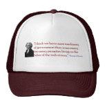 Too many government parasites trucker hats