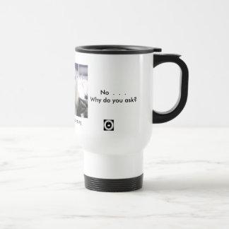 Too much caffeine? coffee mugs