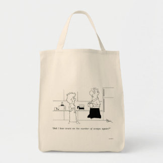 Too Much Coffee Tote Bag
