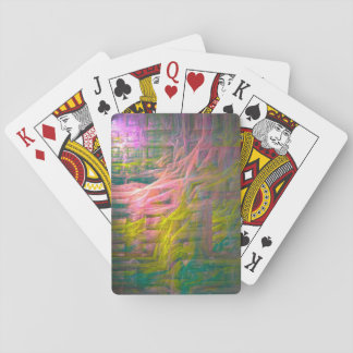 Too Much Novacaine Playing Cards