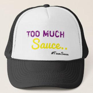 Too Much Sauce Trucker Hat