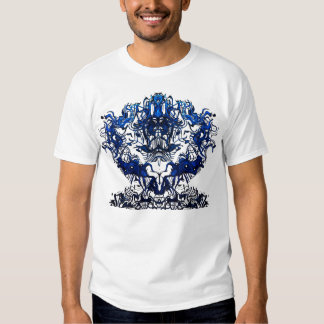 Too much thinking makes my head explode t shirt