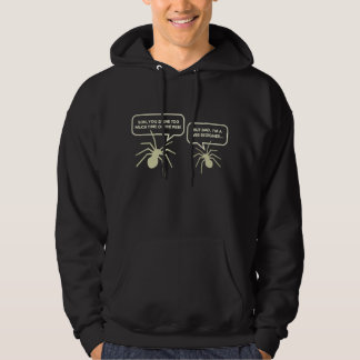 Too Much Time On The Web Hoodie