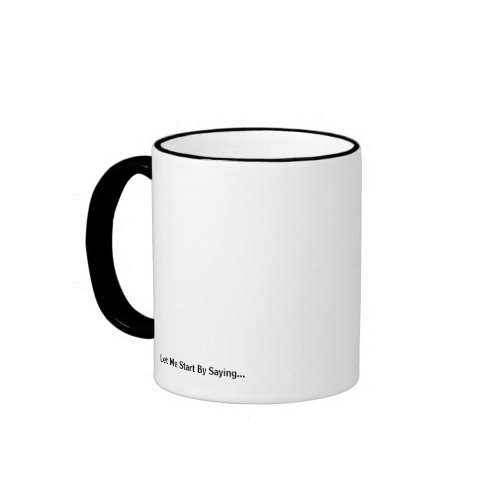 Too Much Whine, Not Enough Wine mug