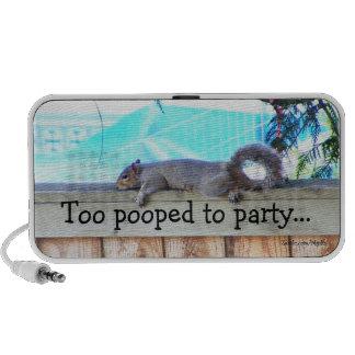 Too Pooped Speakers