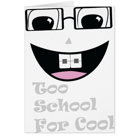Too School Card