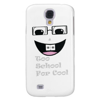 Too School Galaxy S4 Cover