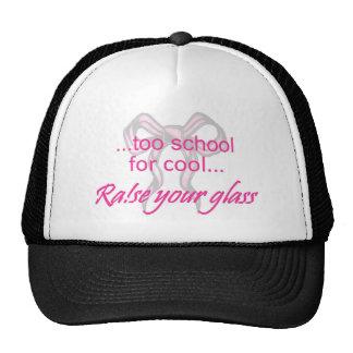 Too School For Cool Trucker Hat