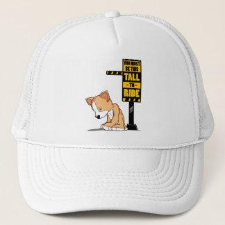 Too Short by CaffeineBlitz Trucker Hat