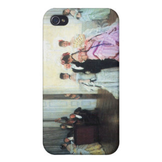 Too soon by James Tissot Case For iPhone 4