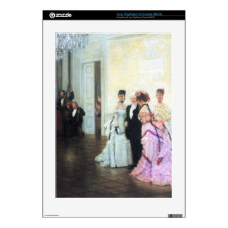 Too soon by James Tissot PS3 Decal