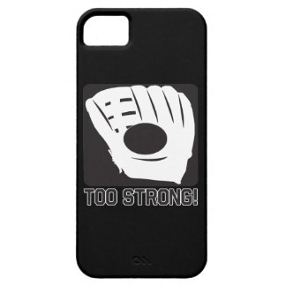 Too Strong iPhone SE/5/5s Case