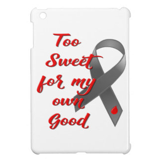 Too Sweet - Diabetes Ribbon Gift Cover For The iPad Mini