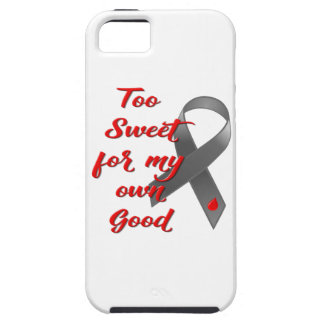 Too Sweet - Diabetes Ribbon Gift iPhone SE/5/5s Case