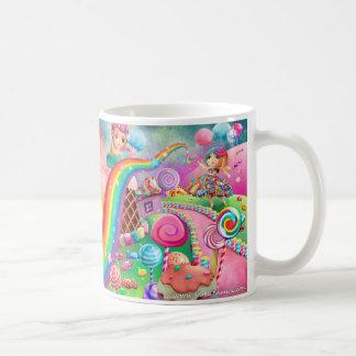Too Too Yummy Rainbow Unicorn Candy Landy Mug