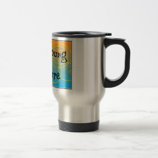 Too Young To Care Travel Mug