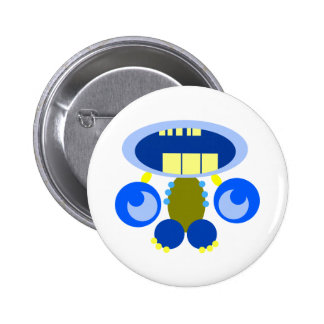 Toobley Pinback Buttons