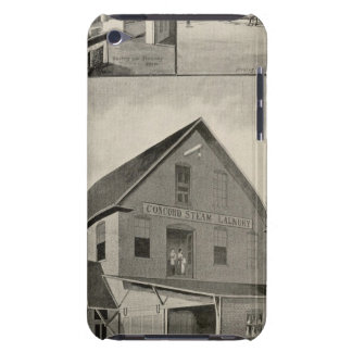 Toof's Laundry, Concord, NH iPod Touch Case-Mate Case