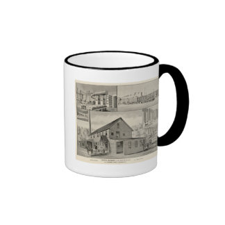 Toof's Laundry, Concord, NH Ringer Mug