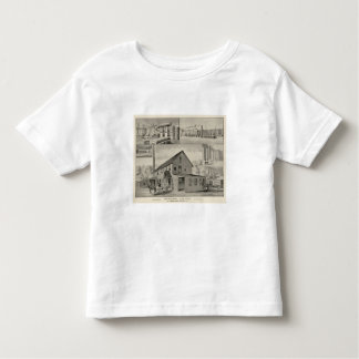 Toof's Laundry, Concord, NH Toddler T-shirt